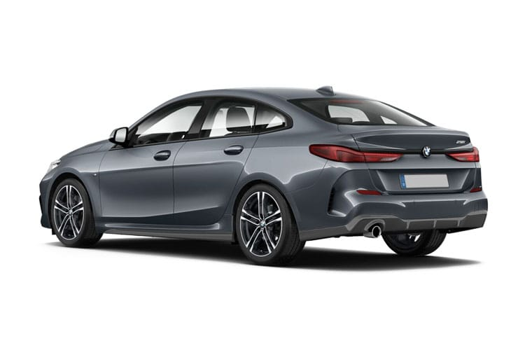 BMW 2 Series 218 Gran Coupe 1.5 i 136PS Sport LCP 4Dr DCT [Start Stop] back view
