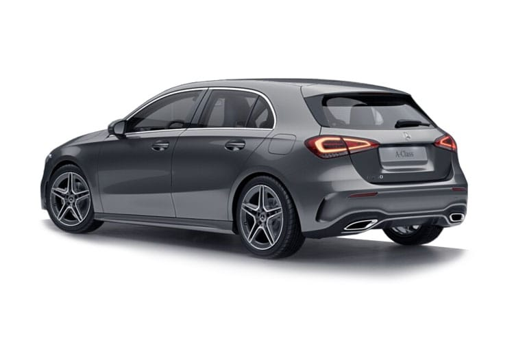 Mercedes-Benz A Class A250e Hatch 5Dr 1.3 PiH 15.6kWh 218PS AMG Line Premium Plus 5Dr 8G-DCT [Start Stop] back view