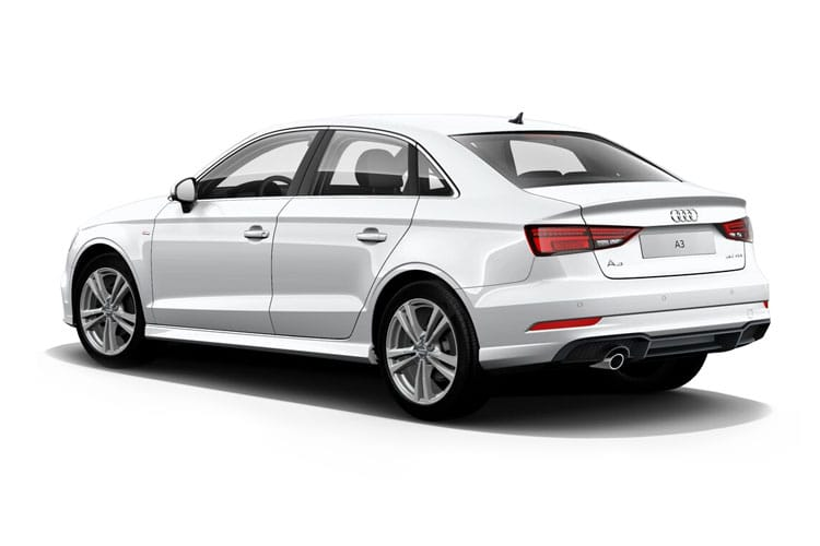 Audi A3 30 Saloon 4Dr 1.0 TFSI 116PS Sport 4Dr Manual [Start Stop] [Technology] back view