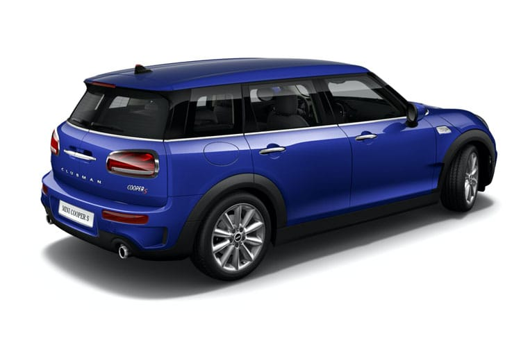 MINI Clubman Cooper S 2.0  192PS Exclusive 6Dr Steptronic [Start Stop] [Comfort Nav Plus] back view
