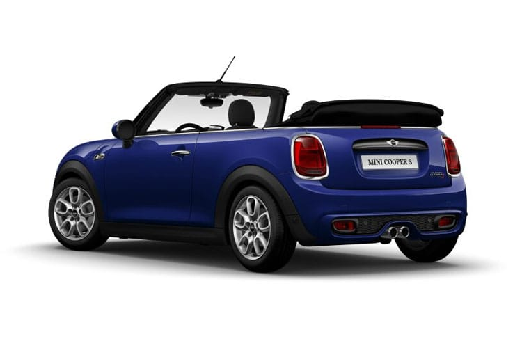 MINI Convertible Cooper 1.5  136PS Classic 2Dr Steptronic [Start Stop] [Nav] back view