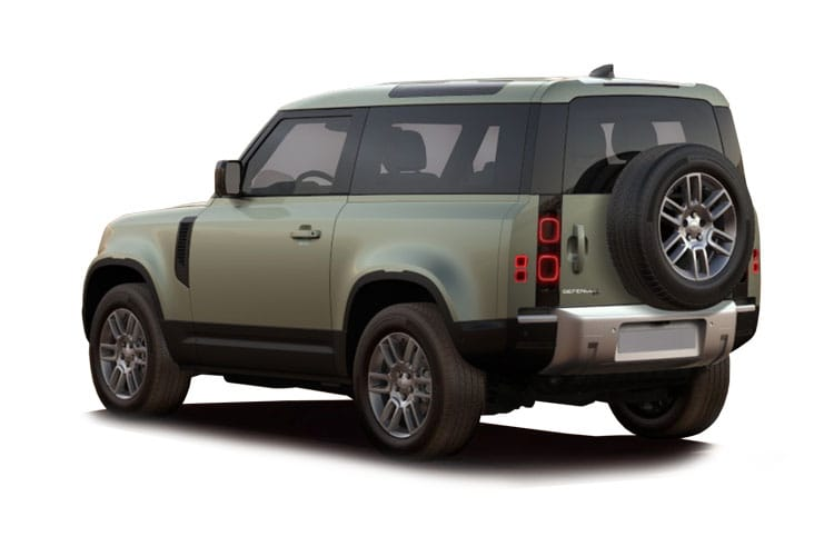 Land Rover Defender 110 SUV 5Dr 3.0 D MHEV 250PS HSE 5Dr Auto [Start Stop] [6Seat] back view