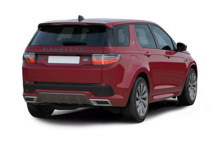 Land Rover Discovery Sport SUV FWD 2.0 D 163PS  5Dr Manual [Start Stop] [5Seat] back view