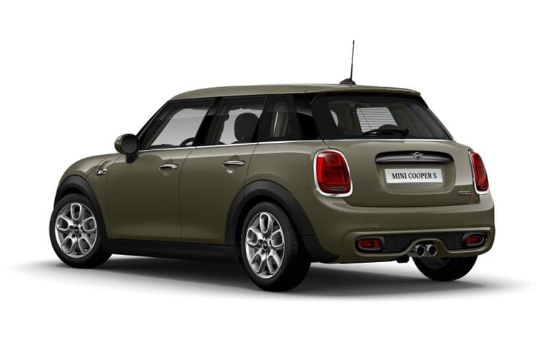 MINI Hatch 5Dr One 1.5  102PS Classic 5Dr Manual [Start Stop] [Comfort Nav] back view