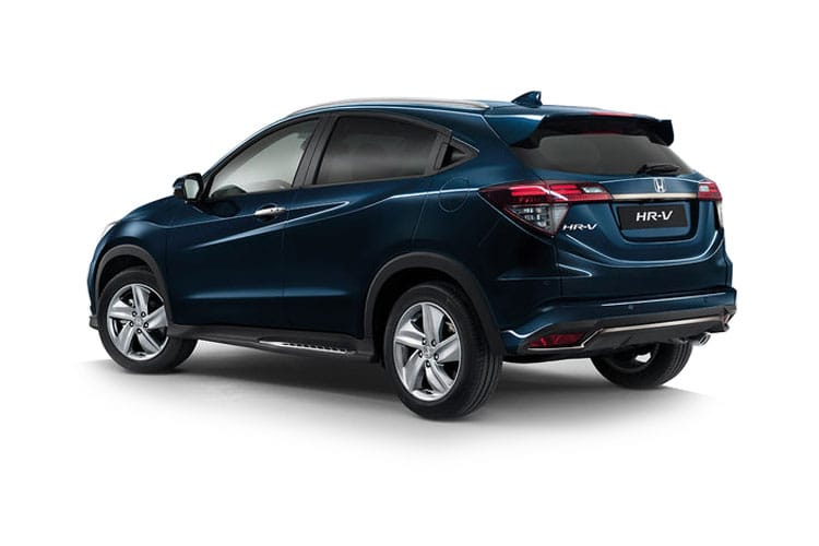 Honda HR-V SUV 5Dr 1.5 i-VTEC 130PS SE 5Dr CVT [Start Stop] back view