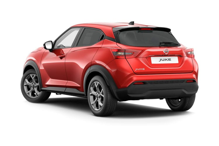 Nissan Juke SUV 1.0 DIG-T 114PS Acenta 5Dr Manual [Start Stop] back view