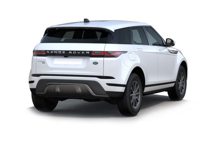 Land Rover Range Rover Evoque SUV 5Dr 2.0 D MHEV 204PS S 5Dr Auto [Start Stop] back view