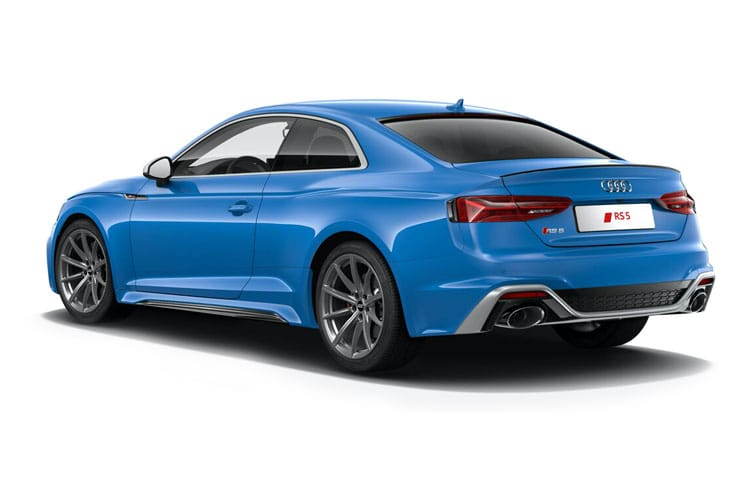 Audi A5 45 Coupe quattro 2Dr 2.0 TFSI 265PS S line 2Dr S Tronic [Start Stop] back view