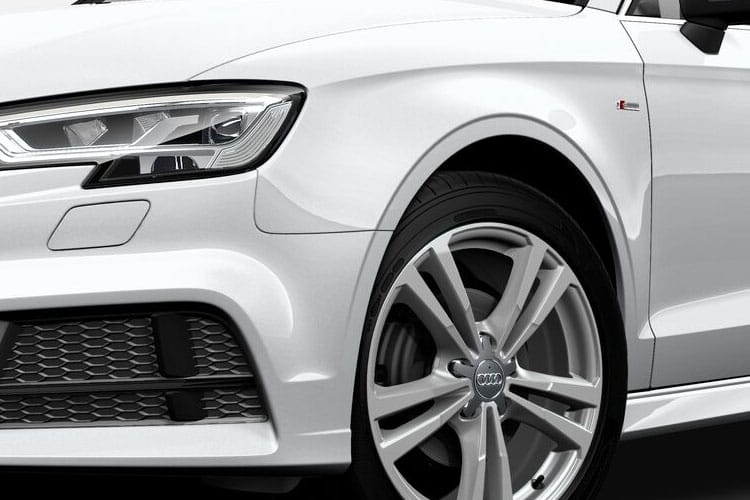 Audi A3 30 Saloon 4Dr 1.0 TFSI 116PS Sport 4Dr Manual [Start Stop] [Technology] detail view