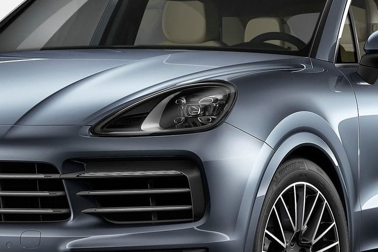 Porsche Cayenne Coupe 4wd 2.9 T V6 440PS S 5Dr Tiptronic [Start Stop] detail view