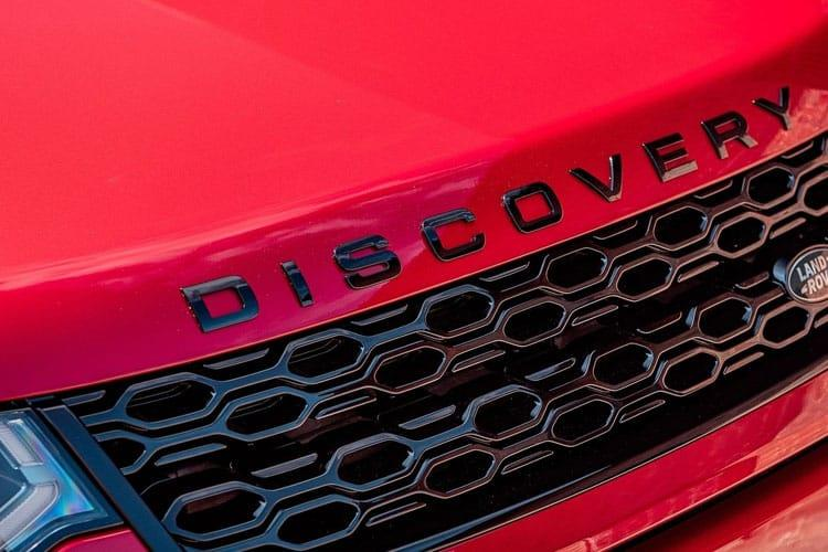 Land Rover Discovery Sport SUV FWD 2.0 D 163PS  5Dr Manual [Start Stop] [5Seat] detail view