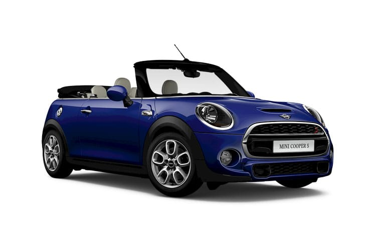 MINI Convertible Cooper 1.5  136PS Classic 2Dr Steptronic [Start Stop] [Nav] front view