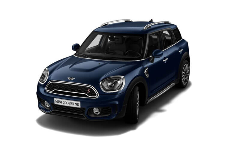MINI Countryman Cooper S All4 2.0  178PS Classic 5Dr Auto [Start Stop] front view