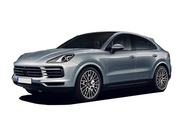 Porsche Cayenne Coupe 4wd 2.9 T V6 440PS S 5Dr Tiptronic [Start Stop] front view