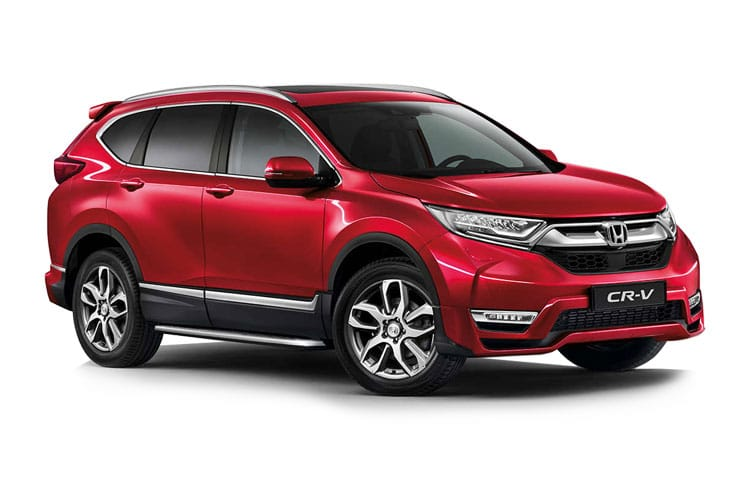 Honda CR-V SUV 1.5 VTEC Turbo 193PS SR 5Dr CVT front view