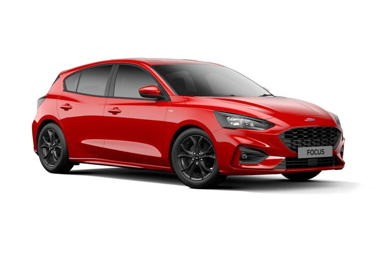 Ford Focus Hatch 5Dr 1.0 T EcoBoost 125PS Active X Vignale Edition 5Dr Auto [Start Stop] front view
