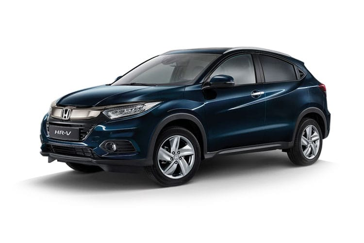 Honda HR-V SUV 5Dr 1.5 i-VTEC 130PS SE 5Dr CVT [Start Stop] front view