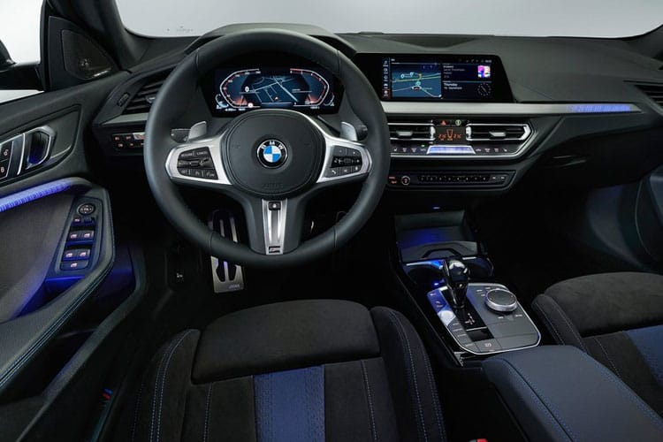 BMW 2 Series 218 Gran Coupe 1.5 i 136PS Sport LCP 4Dr DCT [Start Stop] inside view