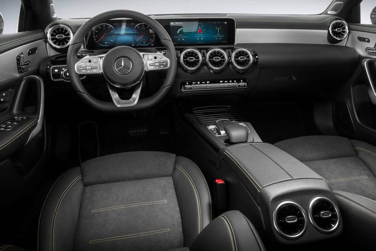 Mercedes-Benz A Class A180 Hatch 5Dr 1.3  136PS AMG Line Premium 5Dr Manual [Start Stop] inside view