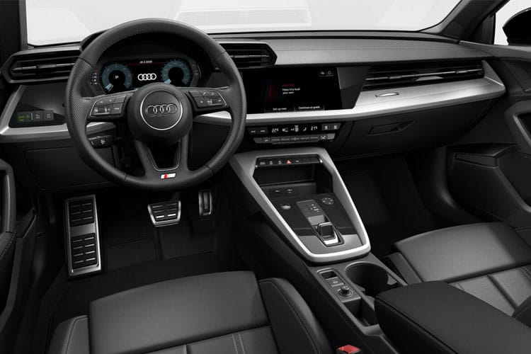 Audi A3 35 Sportback 5Dr 1.5 TFSI CoD 150PS Sport 5Dr Manual [Start Stop] [Technology] inside view