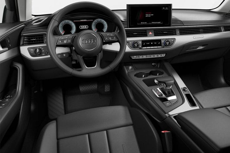 Audi A4 S4 Avant quattro 5Dr 3.0 TDI V6 347PS  5Dr Tiptronic [Start Stop] [Comfort Sound] inside view