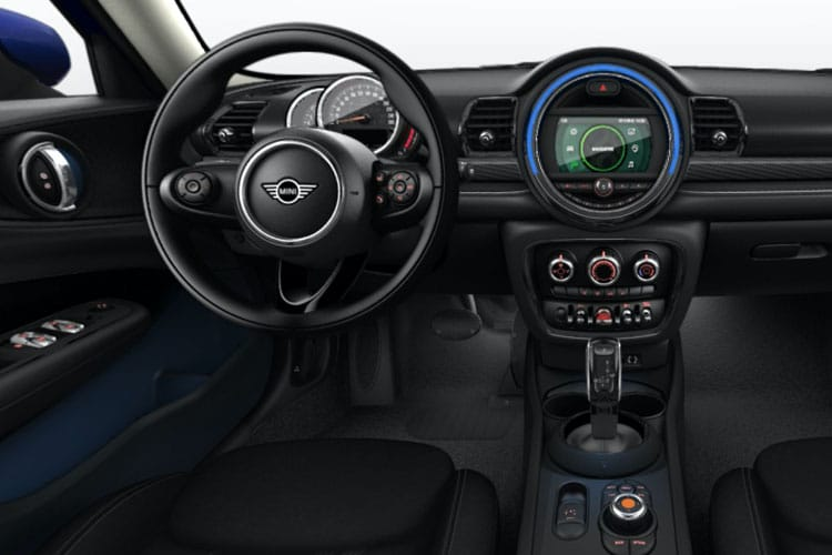 MINI Clubman Cooper S 2.0  178PS Sport 6Dr Steptronic [Start Stop] [Comfort] inside view