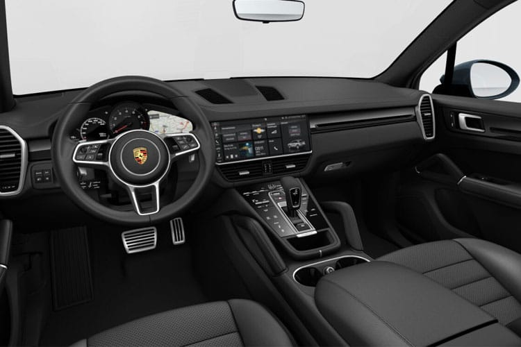 Porsche Cayenne Coupe 4wd 2.9 T V6 440PS S 5Dr Tiptronic [Start Stop] inside view