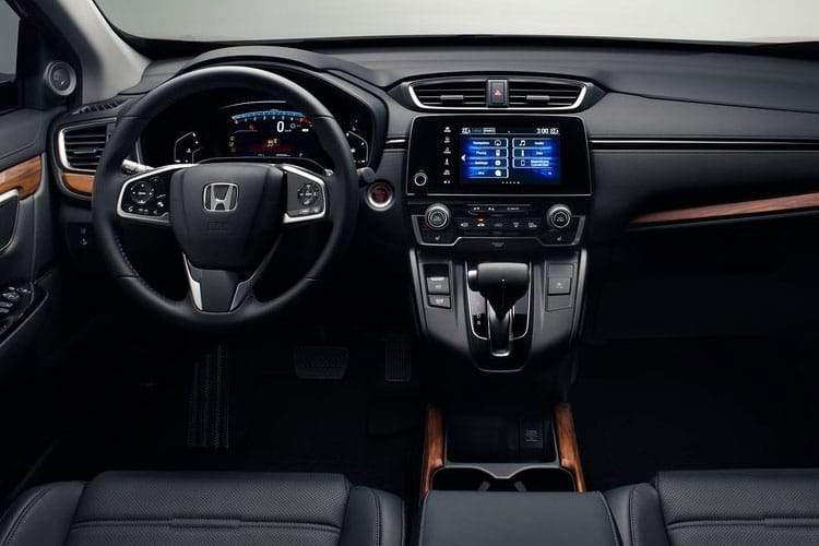 Honda CR-V SUV 1.5 VTEC Turbo 193PS SR 5Dr CVT inside view