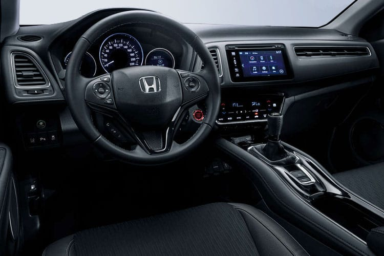 Honda HR-V SUV 5Dr 1.5 i-VTEC 130PS SE 5Dr CVT [Start Stop] inside view