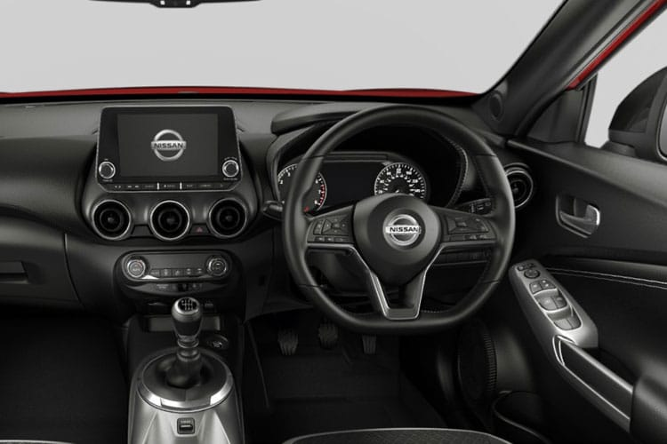 Nissan Juke SUV 1.0 DIG-T 114PS Acenta 5Dr Manual [Start Stop] inside view