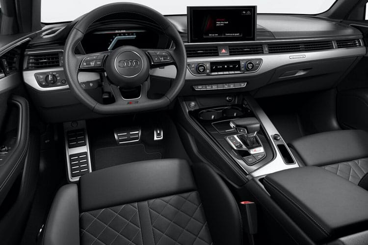 Audi A4 30 Saloon 4Dr 2.0 TDI 136PS Technik 4Dr S Tronic [Start Stop] [Comfort Sound] inside view
